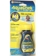 Aquachek yellow (Free Chorine)