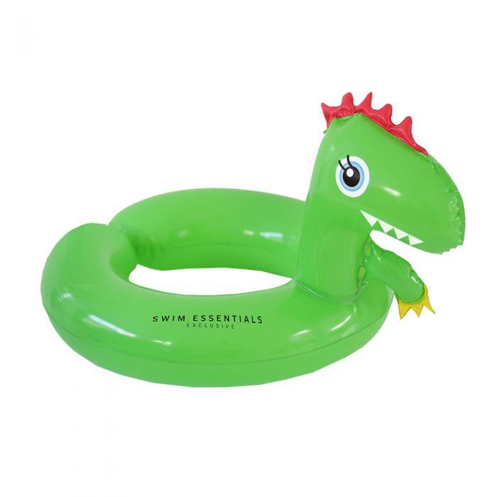 Opblaasbare zwemband splitring dinosaurus 55cm.