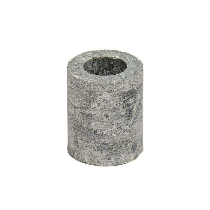 Speksteen opgietcup / aromacup voor plaatsing op de ovenstenen