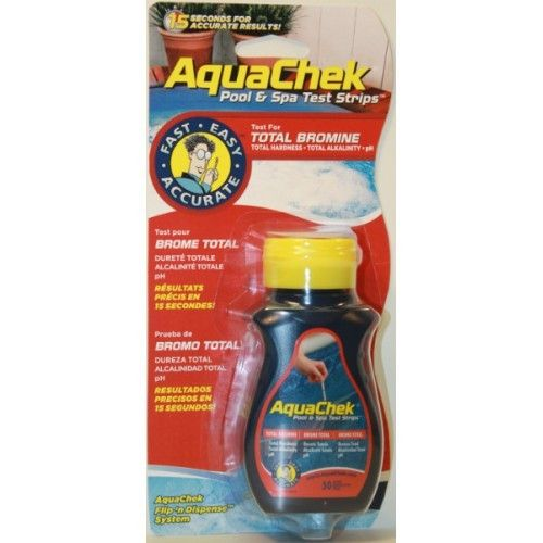 Aquachek Red ( Total Bromine) verpakking