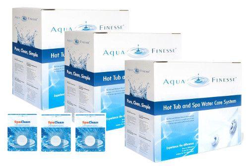 AquaFinesse PAKKET 3
