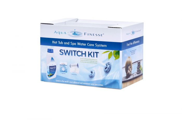 AquaFinesse Switchkit, om goed te starten met AquaFinesse
