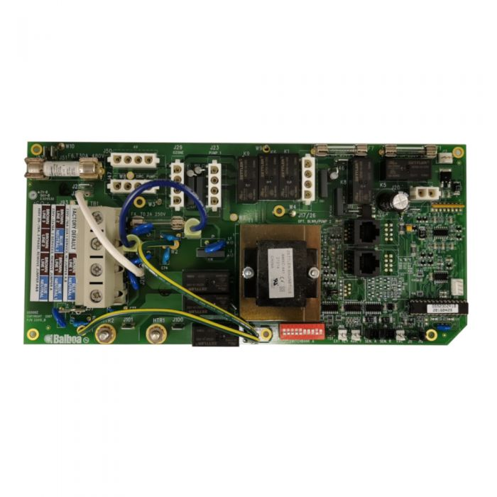 Balboa PCB printplaat GS523DZ