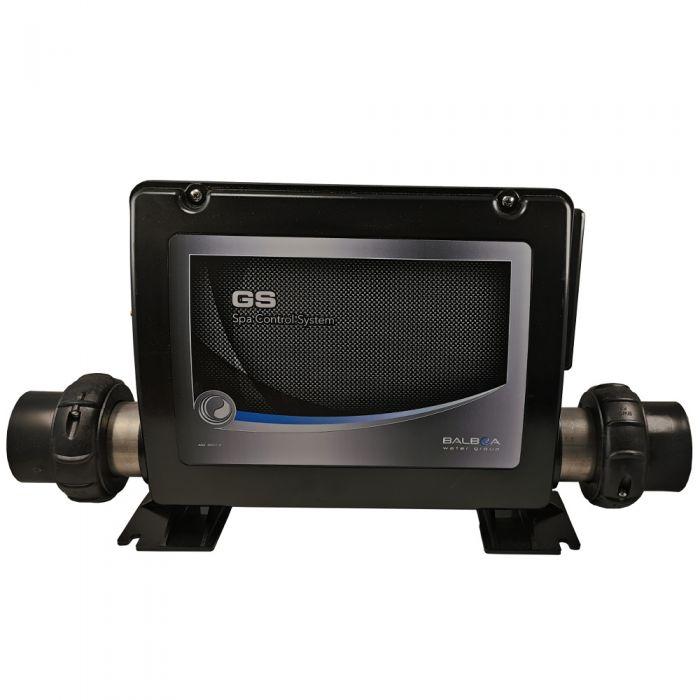 Complete besturingsbox van Balboa inclusief heater en temperatuursensoren. GS523DZ