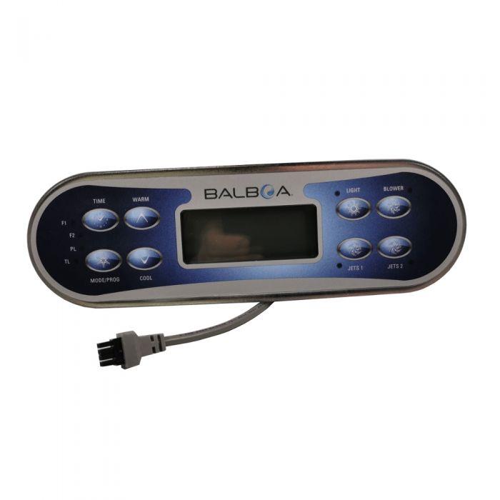 Compleet bedieningspaneel / display Type Balboa ML700