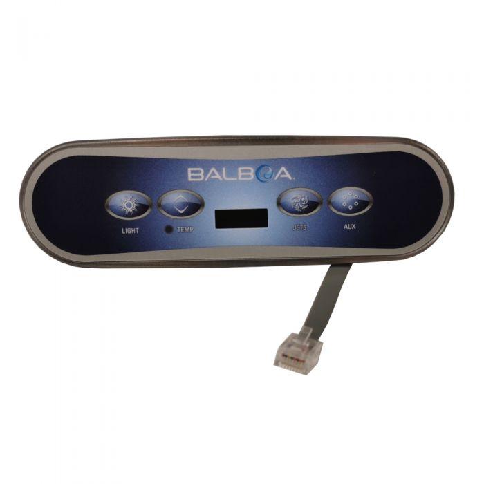 Compleet bedieningspaneel / display Type Balboa VL400
