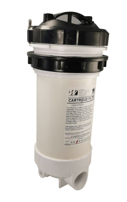 Filterunit top load voor hottubs en spa's