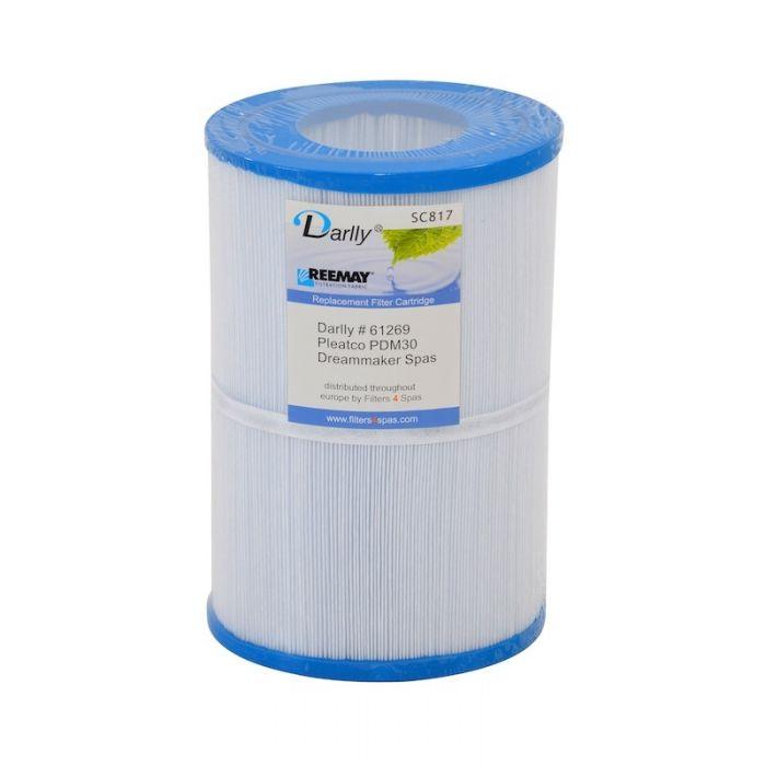 Darlly Filter SC817 61269 - Pleatco PDM30 voor Dreammaker spas
