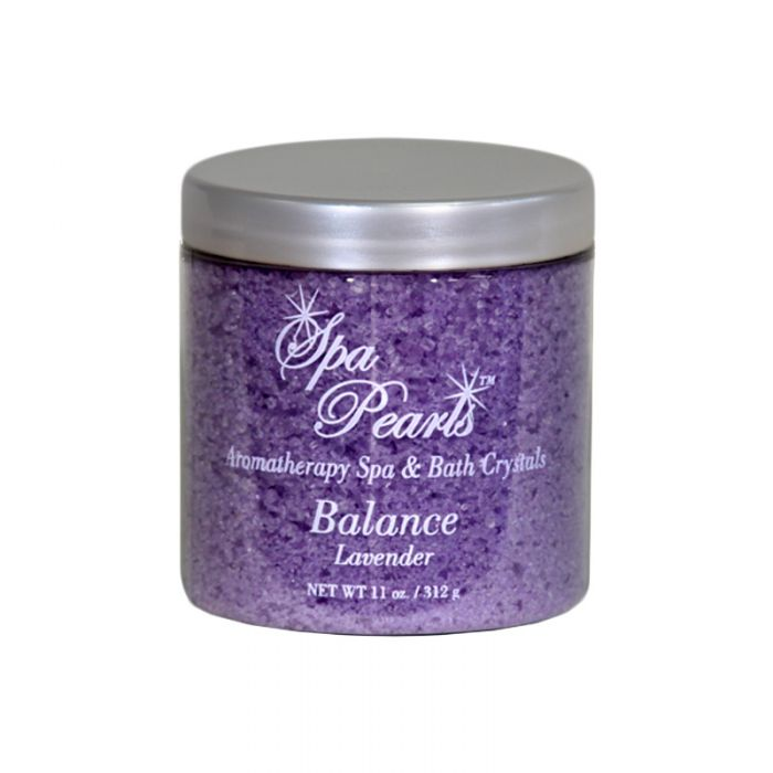 Spa Pearls inSPAration Aromatherapy Crystals  Balance (Lavender)