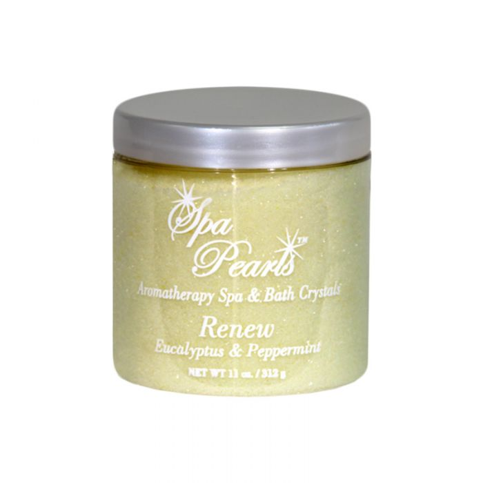Spa Pearls inSPAration Aromatherapy Crystals Renew (Eucalyptus & Peppermint)