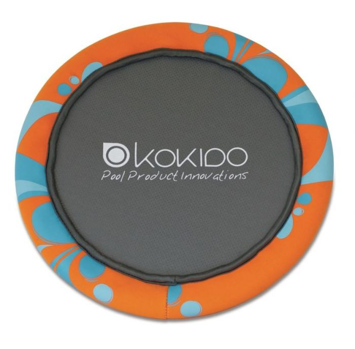 Frisbee van Kokido voor in het zwembad, aan het strand of in de tuin