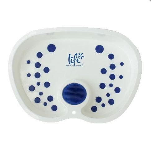 Life voetenbad voor naast de spa of het zwembad