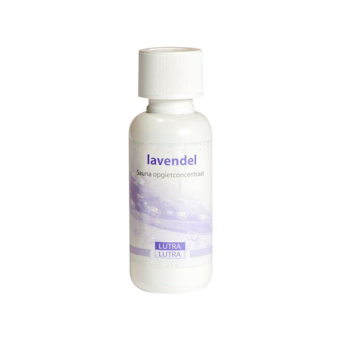 Sauna opgietconcentraat Lutra Lavendel 100ml