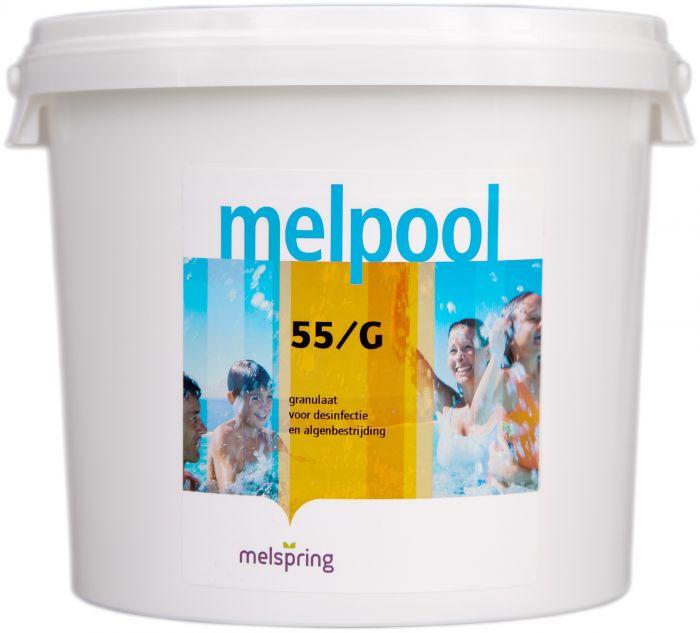melpool chloor 55G 5kg emmer