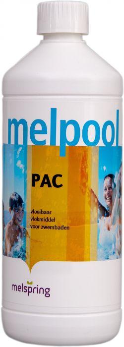 Melpool PAC vlokmiddel 1l