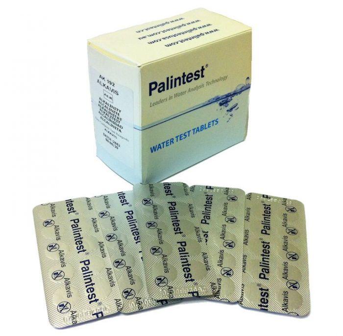 Palintest tabletten Phenol Red RAPID PH waarde
