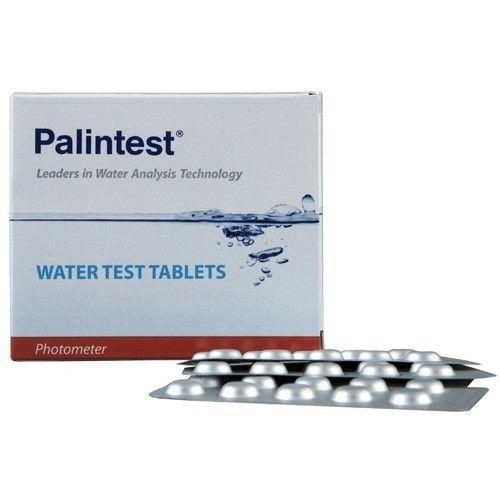 Palintest tabletten DPD 3 gebonden chloor FOTOMETER