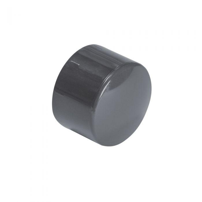 Spa PVC Plug / dop /eindkap 1 inch