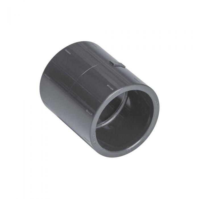PVC verloop voor PVC van 1 inch en 32 mm.