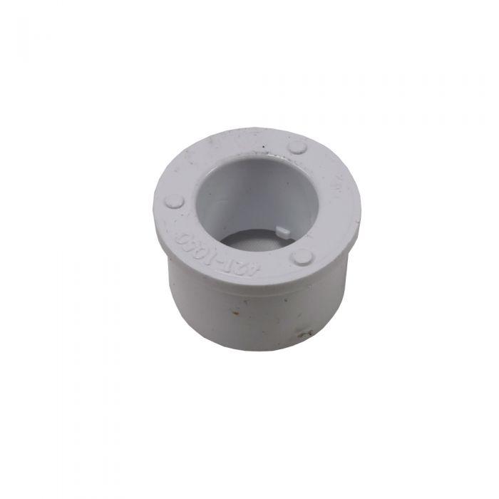 Spa jacuzzi leiding verloop voor PVC van 1 inch naar 1/2 inch