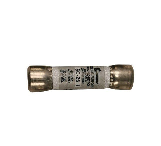 Balboa  - Gecko Glas zekering 40mm 25A