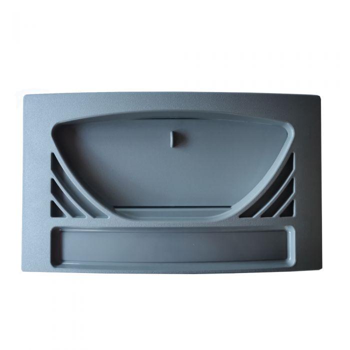 Skimmer deur combinatie front Waterway 519-6600 + 519-6630 grijs