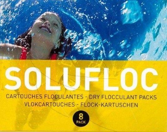 Melpool Solufloc vlokmiddel voor zwembaden