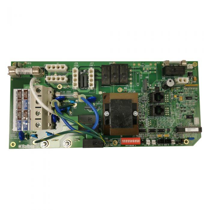 Spa bubbelbad Balboa besturing PCB printplaat GS500Z