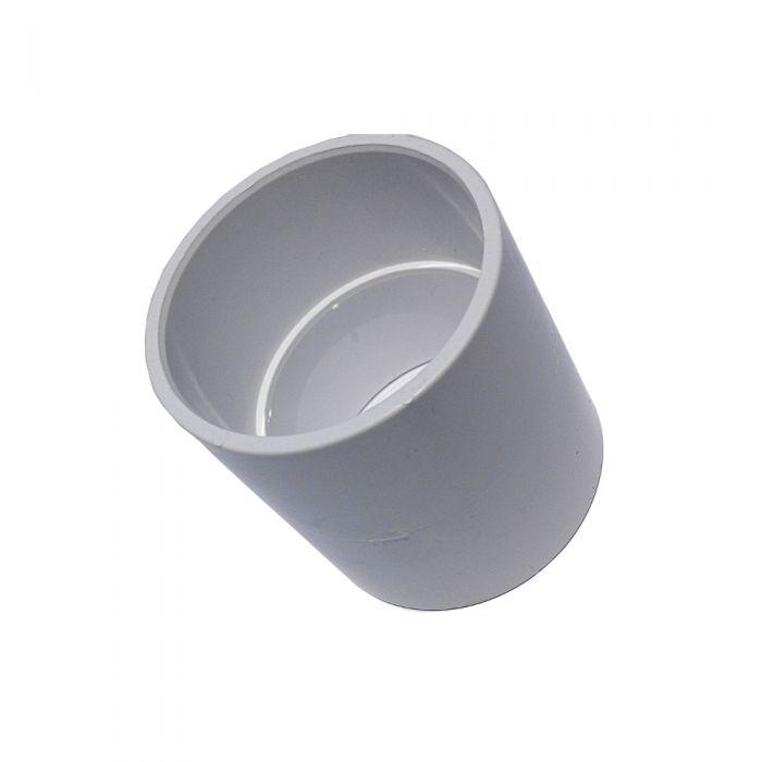 Koppeling voor spa leidingwerk 0,5 inch (ca. 21 mm.) WIT Waterway 429-005