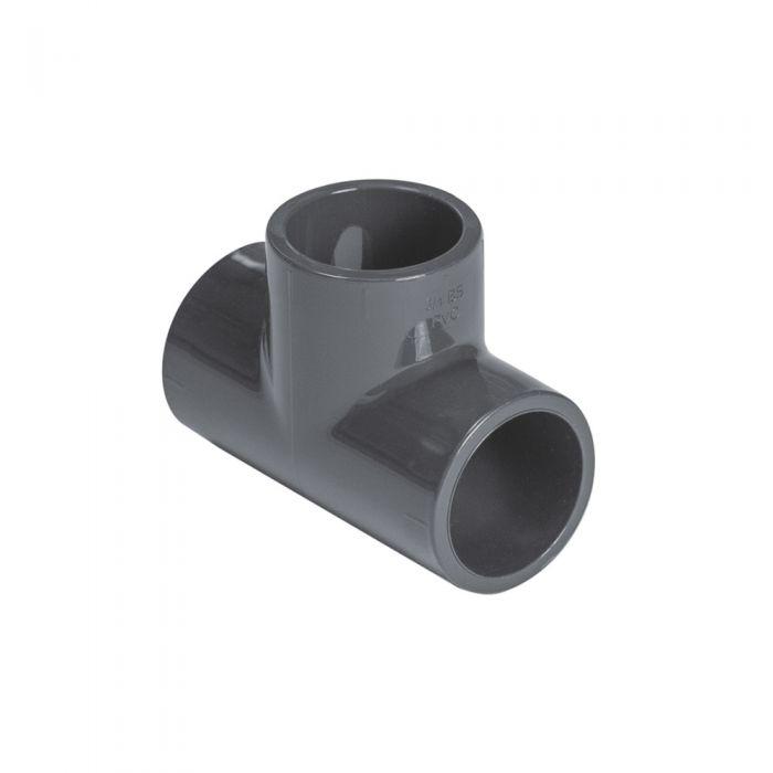 Spa PVC 50mm. T-stuk kopen bij Spa-webshop