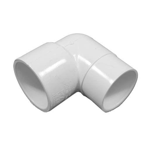 Spa PVC 90 graden bocht 1,5 inch (ca. 48 mm.) (binnen/buiten) Waterway 411-4000