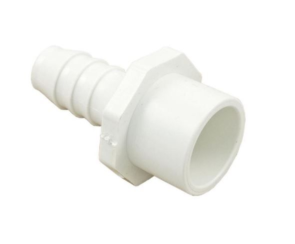 Spa PVC verloop van 1 inch naar 3/4 inch Waterway 672-4310