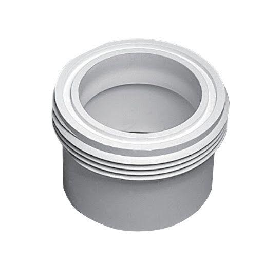 Spa en bubbelbad verwarming aansluiting PVC 1,5 inch met schroefdraad