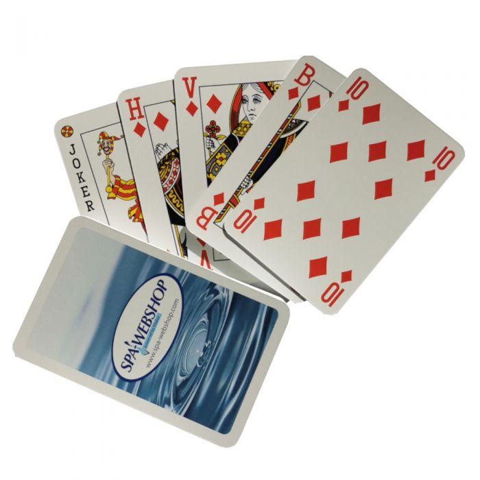 Speelkaarten Spa-webshop