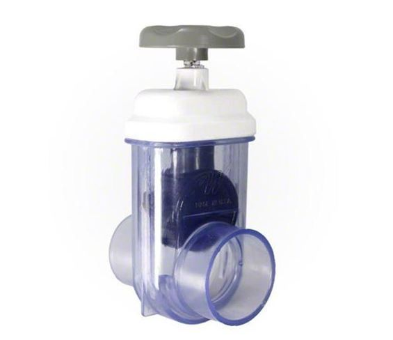 Afsluitklep / sluis voor spa en bubbelbad PVC 2 inch Waterway 600-2370