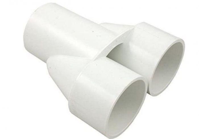 Spa PVC verdeler / manifold / splitsing voor 2 inch buis Waterway 672-8000