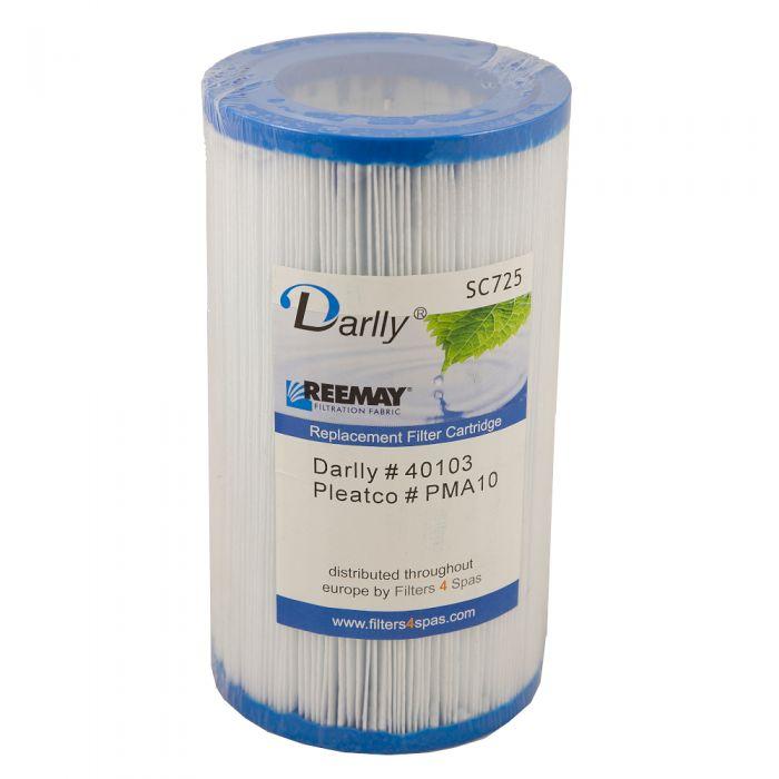 Spa Filter Darlly SC725 40103 - Pleatco PMA10 - Unicel C-3310AM