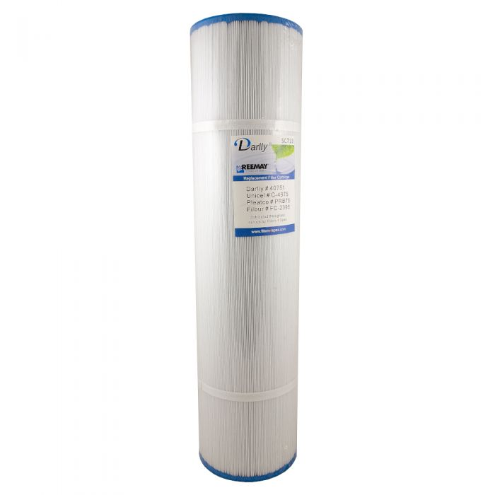 Spa filter Darlly SC733 40751 - Pleatco PRB75 - Unicel C-4975