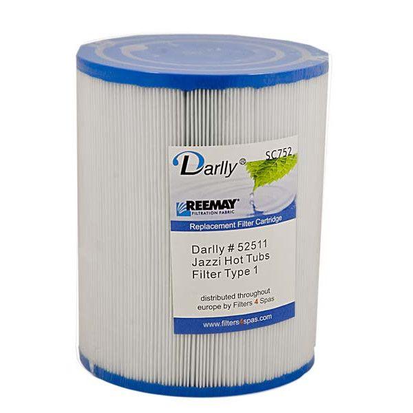 Spa Filter Darlly SC752 52511 (Jazzi Spa 1) Magnum BL25