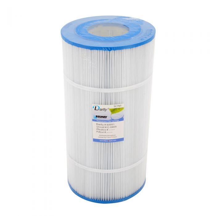 Spa Filter Darlly SC761 80951 - Unicel C-8409 - Pleatco PA90