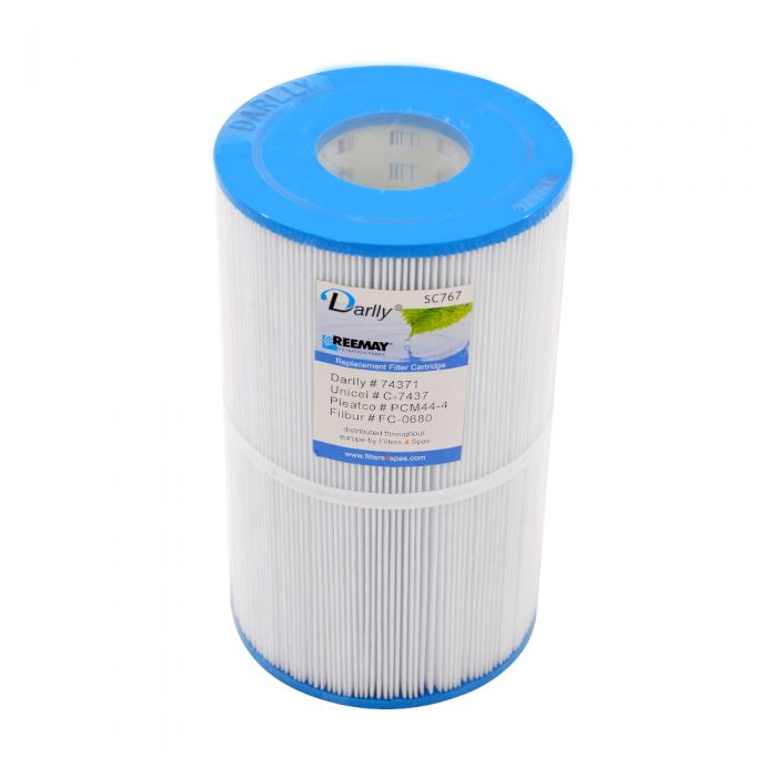 Spa Filter Darlly SC767 74371 - Unicel C-7437- Pleatco PCM44