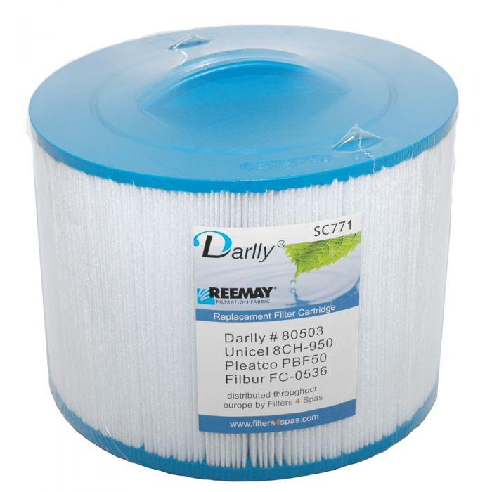Spa Filter Cartridge Diam.20cm Lengte 15cm SC771 (8CH-950. PBF50)