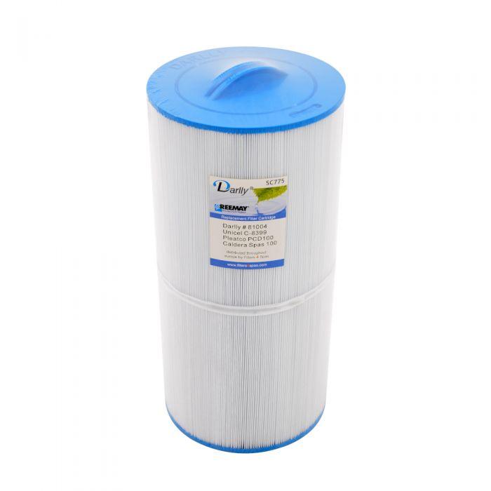 Spa Filter Darlly SC775 81004 - Unicel C-8399 - Pleatco PCD100