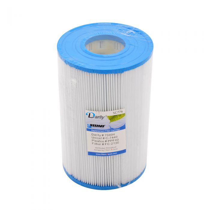Spa Filter Darlly SC776 70404 - Unicel C-7440 - Pleatco PPF40