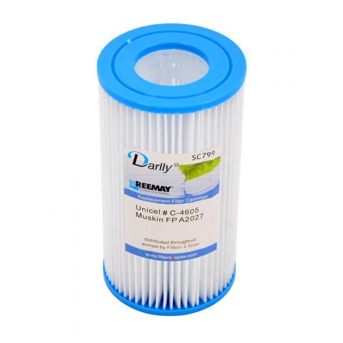 Spa Filter Cartridge Diam.11cm Lengte 20cm SC799 (C-4605)