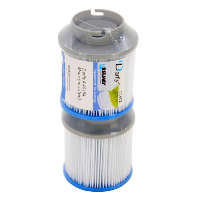 Spa Filter Darlly SC802 40104 voor MSPA, set van 2 stuks