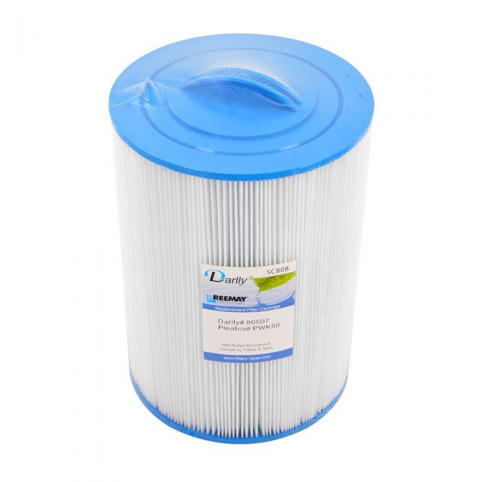 Spa Filter Darlly SC808 80507 - Pleatco PWK50