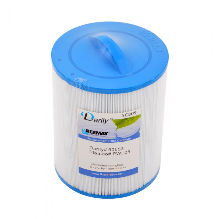 Spa Filter Darlly SC809 50653 - Pleatco PWL25P4 - voor Wellis Spas