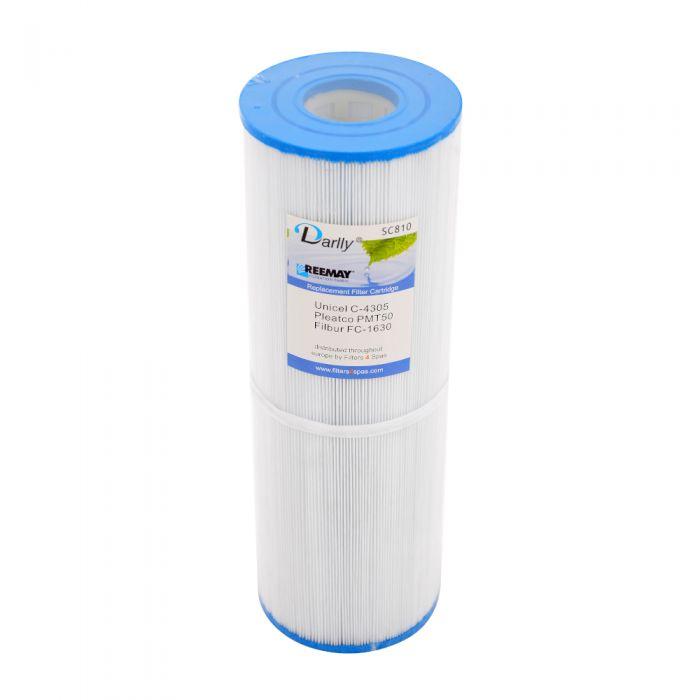 Spa Filter Darlly SC810 - 40454 - Unicel C-4305 - Pleatco PMT50