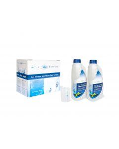 Aquafinesse onderhoudspakket voor Softtub